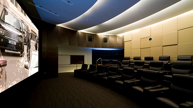 Cinema, London Docklands