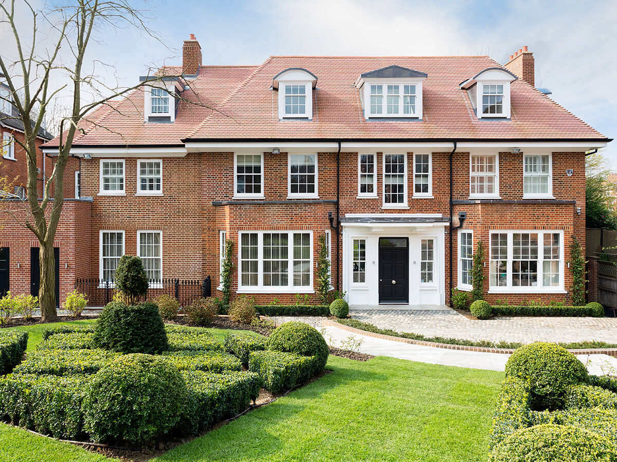 New Build, Hampstead