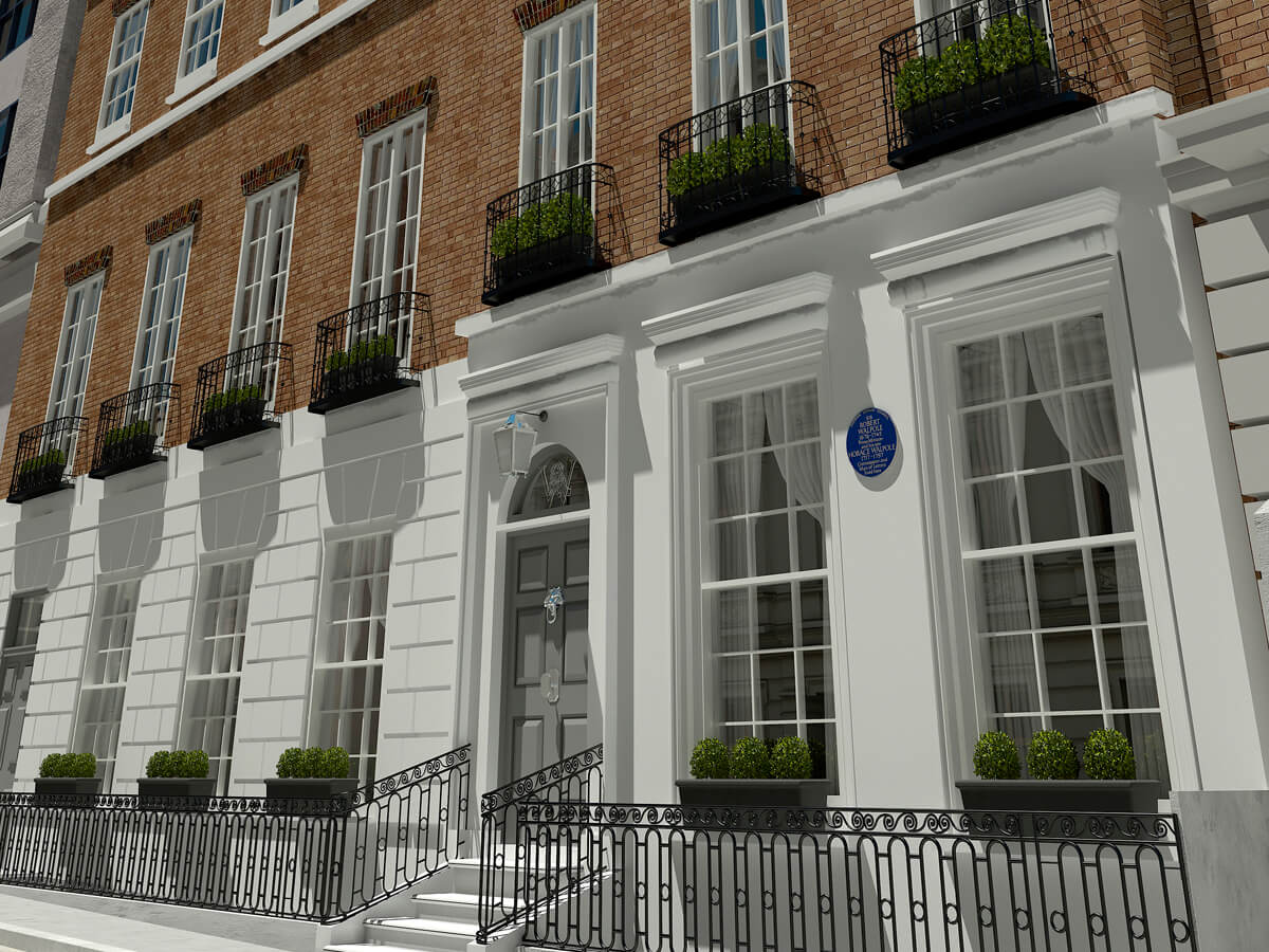 High End Development, Mayfair